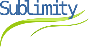 Sublimity Web Design