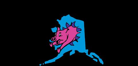 All Alaskan Racing Pigs